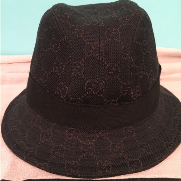 Gucci Accessories - GUCCI Bucket Hat-medium-Unisex bbf101b4845